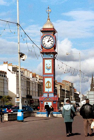 Jubilee Clock at Weymouth