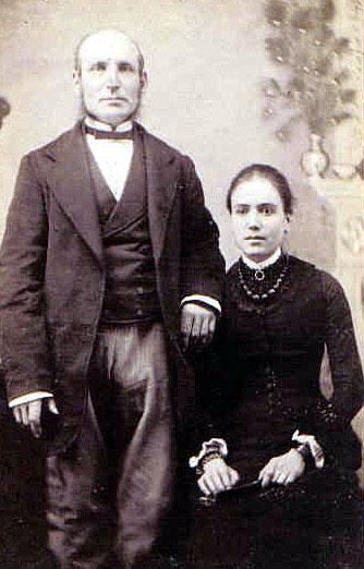 Refer: 'The Family History of John and Hannah Bagg'