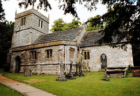 Holy Trinity Church at Godmanstone