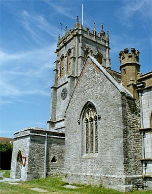 St. George's Church, Fordington