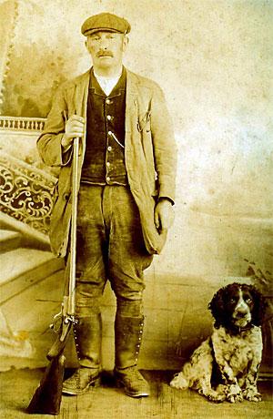 William Hall - 1911