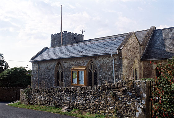 St Peter's Church at Langton Herring