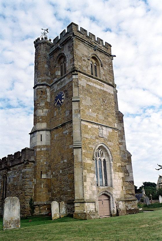 St Nicholas Church at Abbotsbury