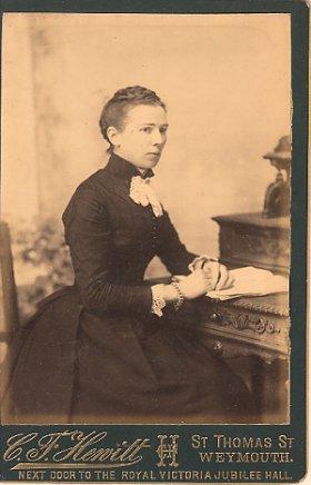 Edith Jane Stevens - Portland.