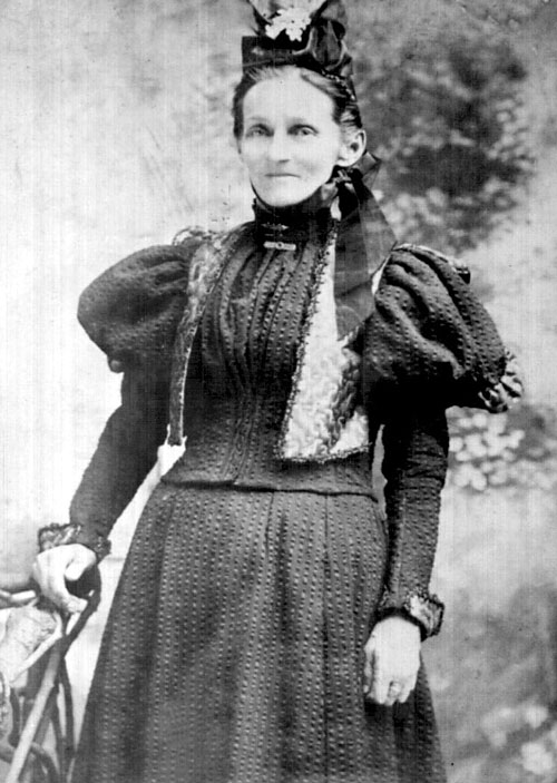 Rhoda Gullier was Robert and Ann Coward's first daughter born in Dorset before Robert was transported to Australia. See Robert Coward (1819-1905) in Real Lives category.