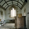Whitcombe – Church Interior