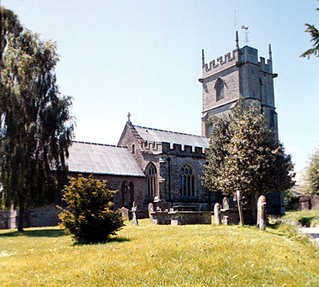 St. Andrew's Church, Yetminster