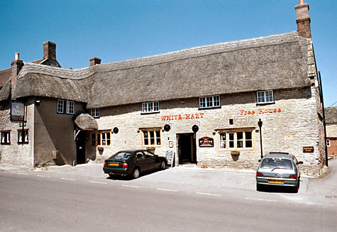 The White Hart Inn  at Yetminster