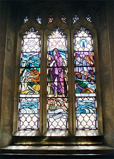 The Hardy Memorial Window