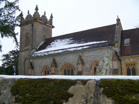 St. Andrew's Church. Photo by Trish Steel http://www.geograph.org.uk/profile/9274