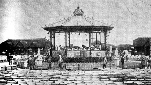 The Kurzaal, Alexandra Gardens, Weymouth 1906