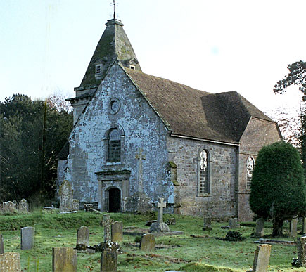 St. Wolfrida's Church at Horton