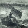 Collision off Portland – 1877