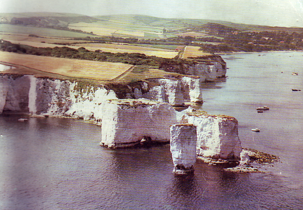 Old Harry Rocks nr Swanage