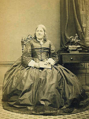 Caroline Ingram (nee Morrish) wife of Joseph Henry Ingram