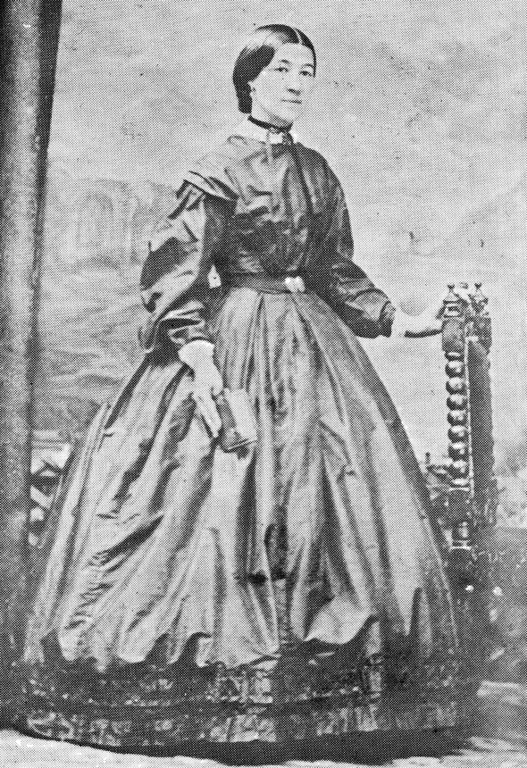 Rebecca Payne was the sister of Tryphena Sparks (see our articles about both women.)
