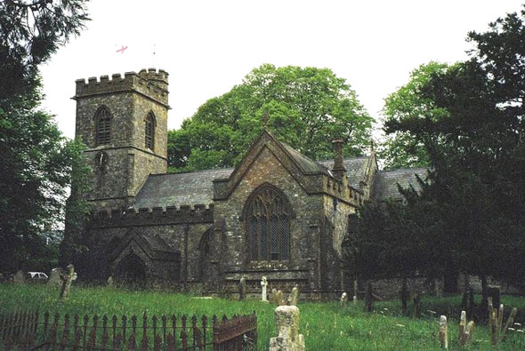 St. Mary's Church at Thorncombe