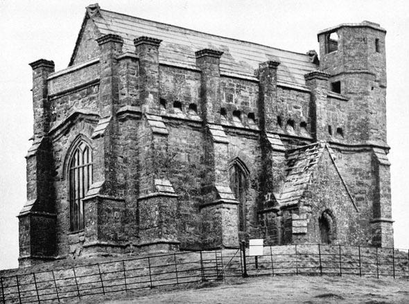 St. Catherine's Chapel, Abbotsbury