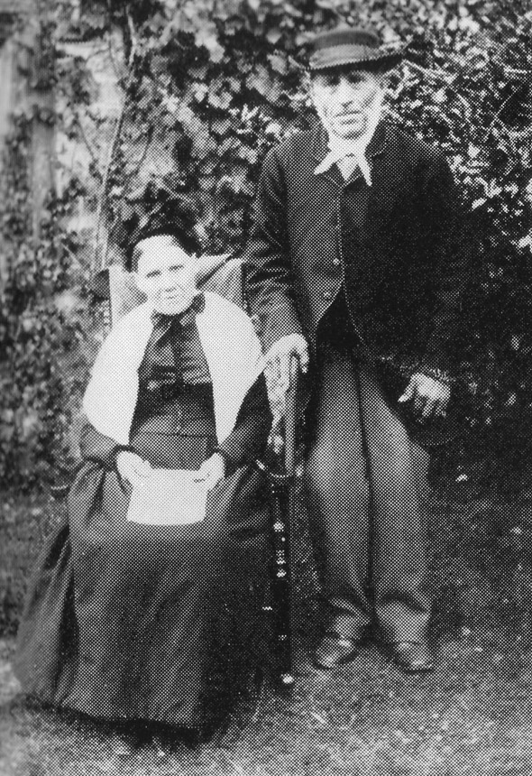 For more about Levi and Mary Garrett see our story Faces of Trent, which can be found in the Real lIves and Trent categories.